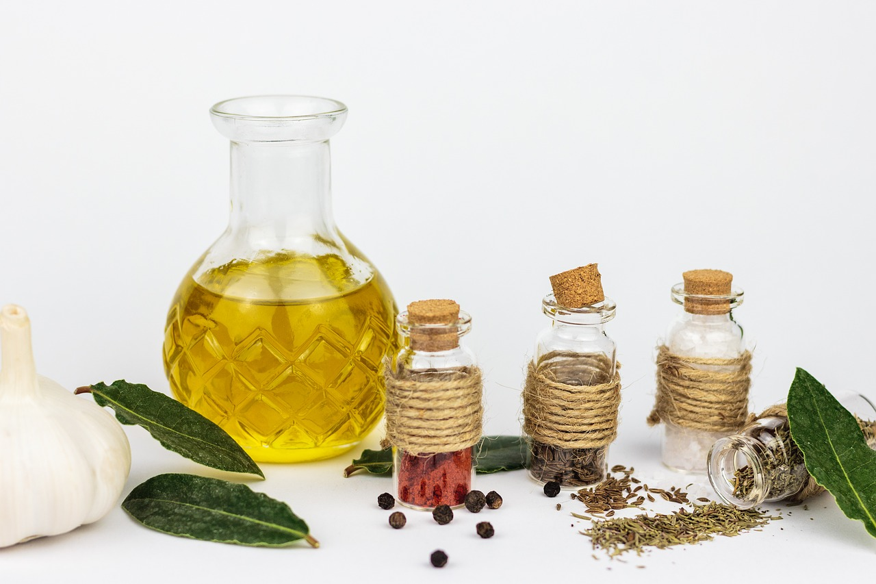 spezie olio