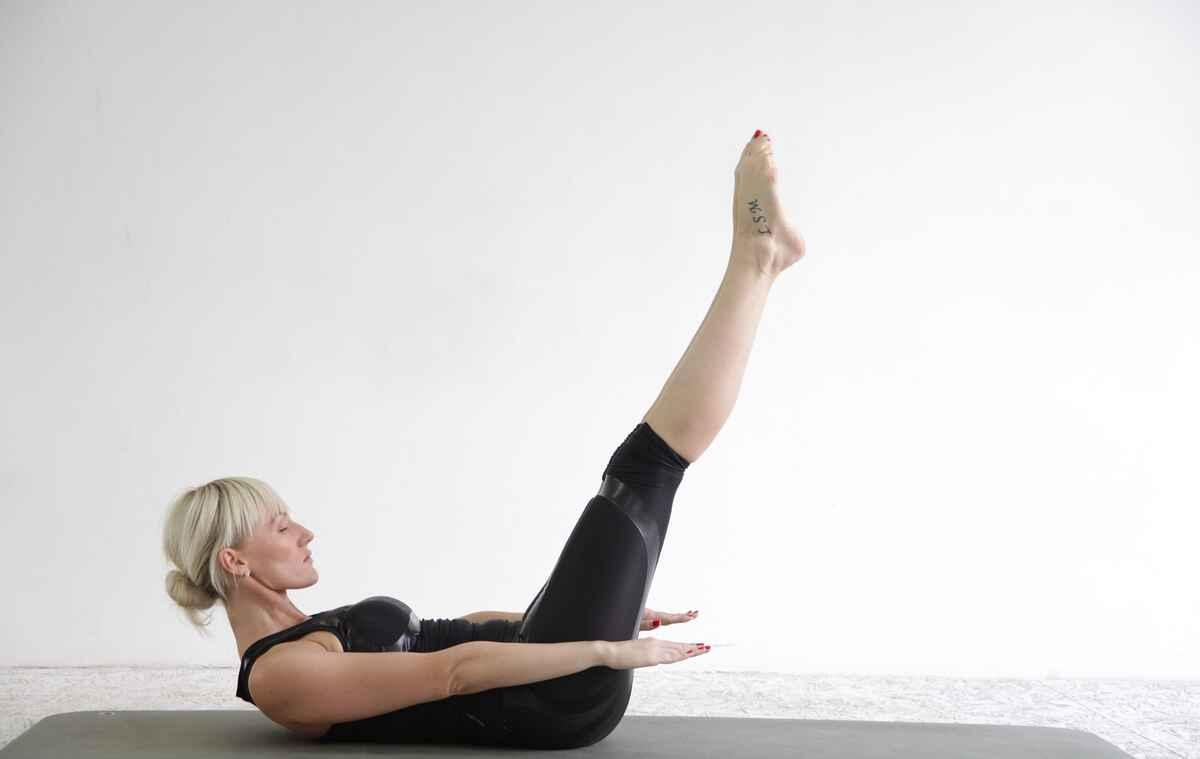 In forma con il Pilates