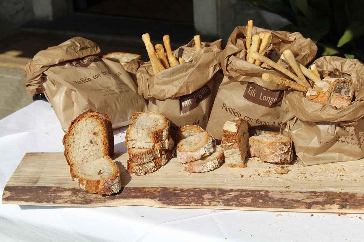 Il pane e i sostitutivi del pane
