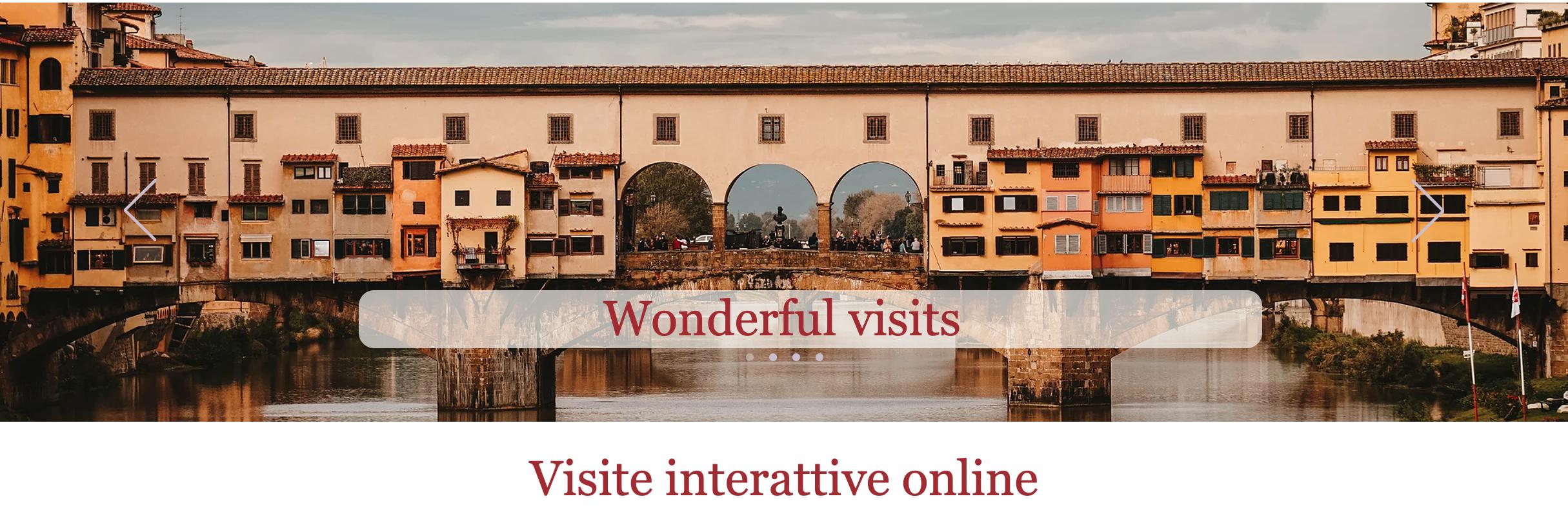 Wisits e il viaggio diventa interattivo